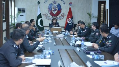Photo of جرائم کی تحقیق اور تفتیش میں کرائم سین کو اکٹھا کرنا انتہائی اہم عمل ہے، آئی جی سندھ