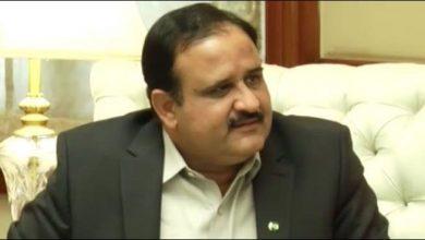 Photo of وزیر اعلیٰ پنجاب کا مختلف شہروں کےجزوی لاک ڈاؤن کا فضائی دورہ