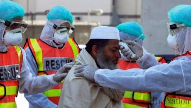 Photo of پاکستان میں 24گھنٹوں میں کورونا وائرس کے مزید 272 کیس سامنے آگئے