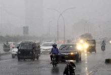 Photo of کراچی میں موسلا دھار بارش ، 9افراد جاں بحق