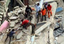 Photo of کراچی کے علاقے شیرشاہ میں گارمنٹس فیکٹری کی چھت گر گئی