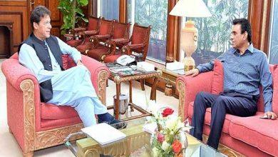 Photo of ایم کیو ایم پاکستان کی وزیر اعظم عمران خان سے ملاقات،مختلف امور پر تحفظات کا اظہار